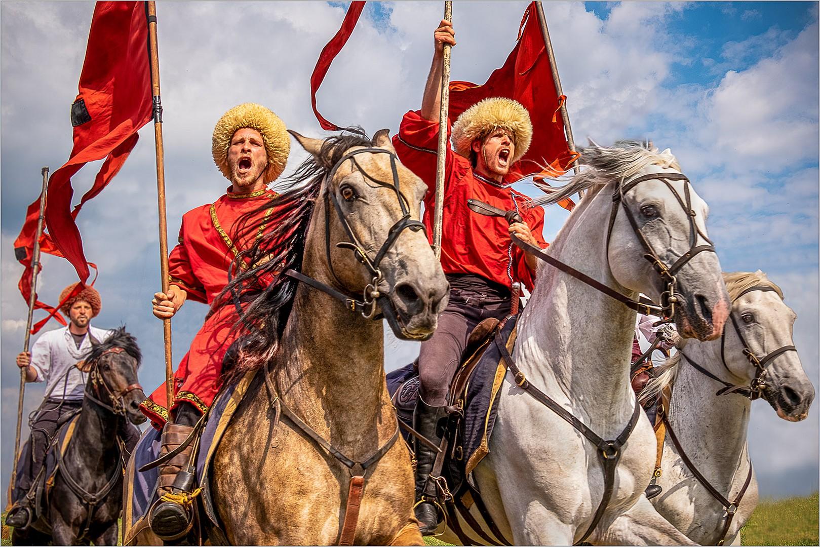 01 Cossack by Tony Spooner